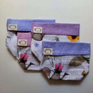 portapane fiori
