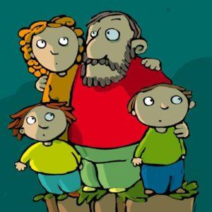 aiuta una famiglia