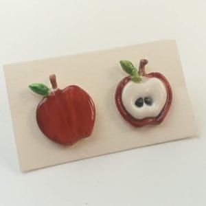 orecchini mela