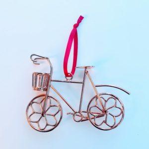 decorazione bicicletta