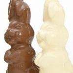coniglietto di cioccolato